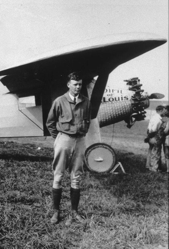 Charles Lindbergh, la tragedia de un as de la aviación