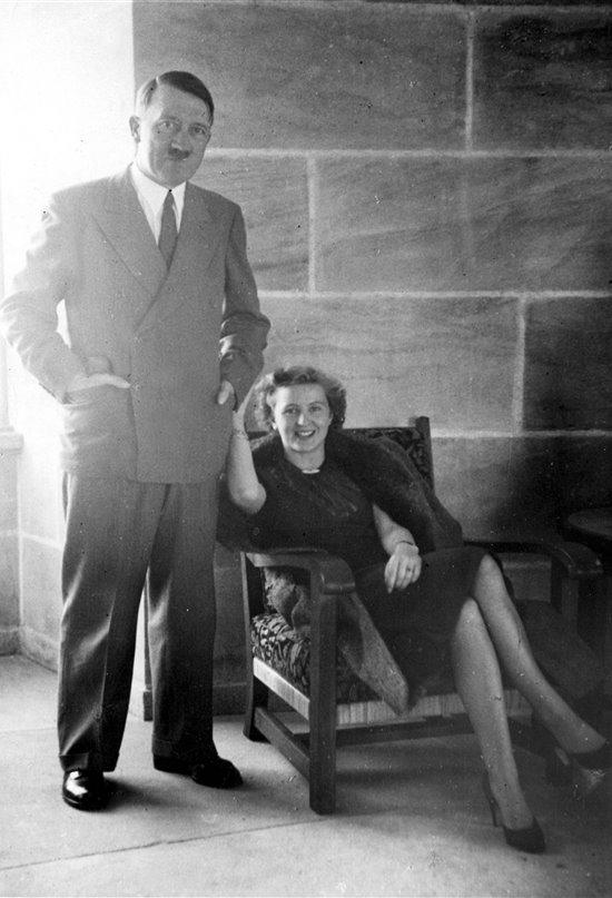 Eva Braun, la mujer a la sombra de Hitler