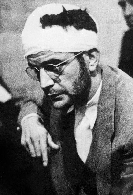 Ramón Mercader, el hombre que mató a Trotski