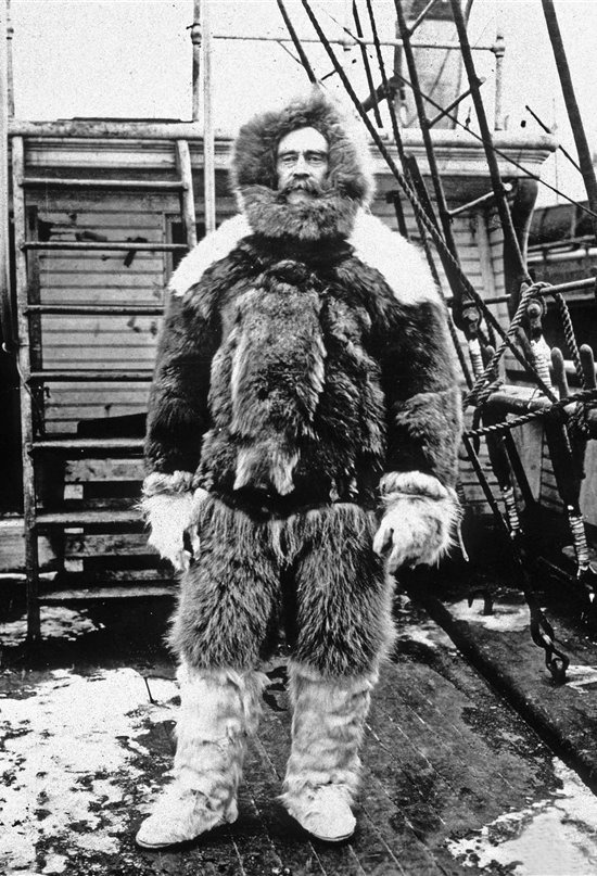 Robert Peary, el explorador ártico más controvertido