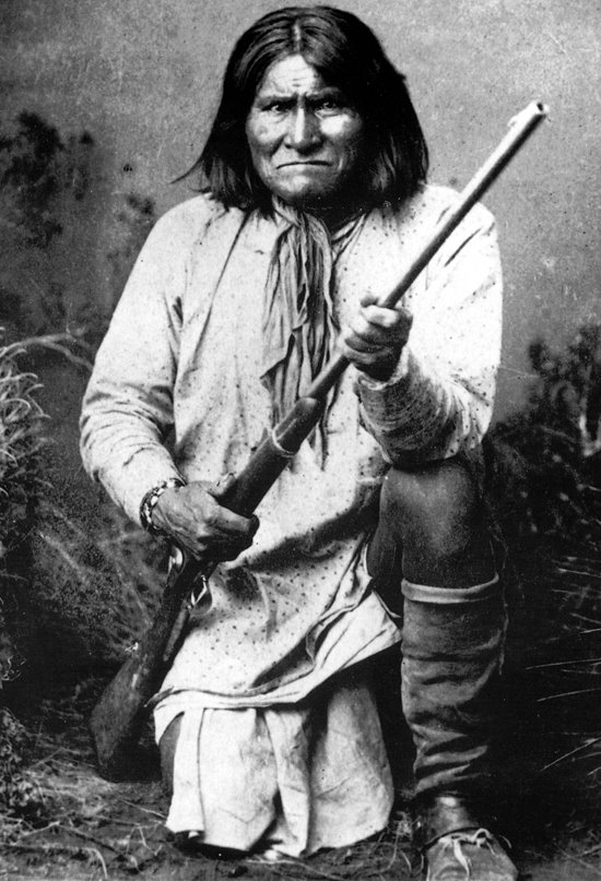 Gerónimo, el líder apache más temido