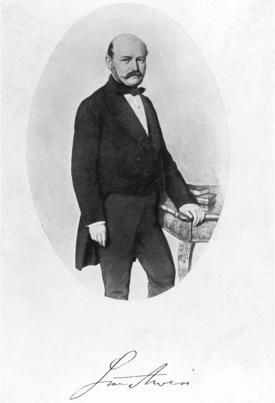 Ignaz Semmelweis, el médico que descubrió que lavarse las manos salva vidas
