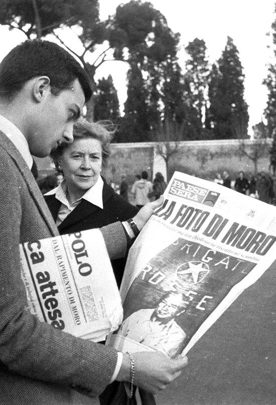 El asesinato de Aldo Moro
