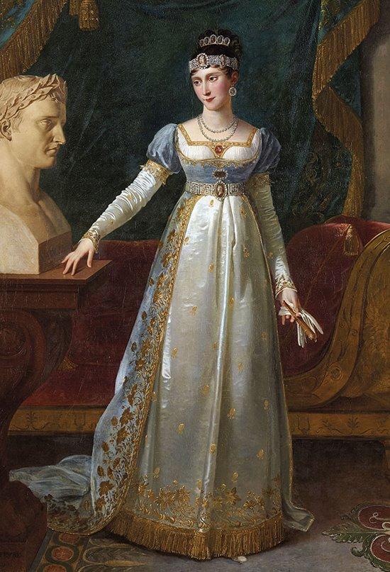 Paulina, la indomable del clan Bonaparte