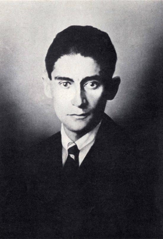 Franz Kafka, un escritor atormentado
