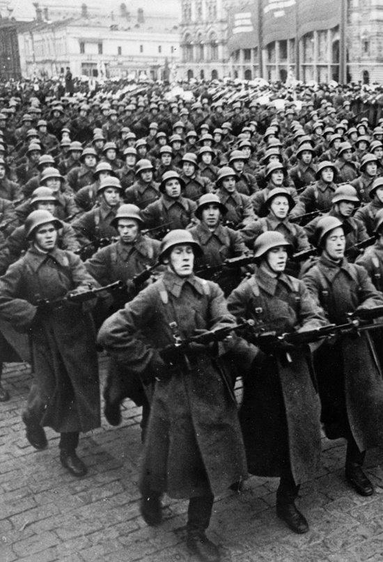 """El temible ejército de los """"hombres-mono"""" de Stalin"""