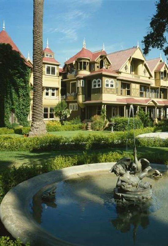 La misteriosa mansión de Sarah Winchester