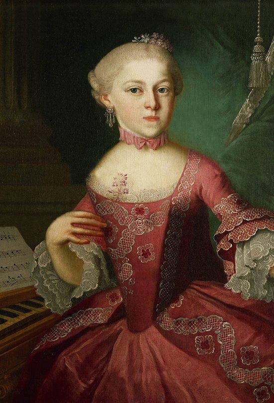 María Anna Mozart, la hermana que inspiró a Amadeus