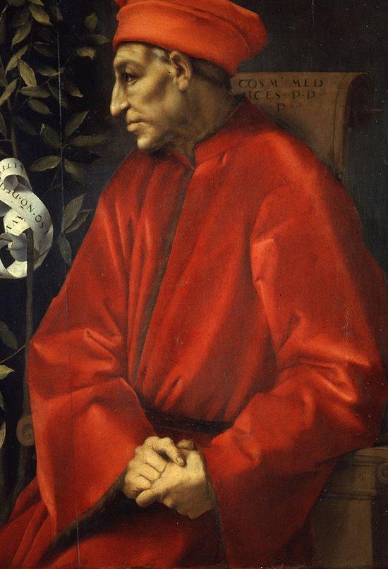 Cosimo de Medici, el fundador de una dinastía