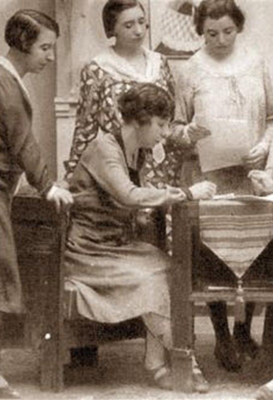 Jimena Quirós, la primera oceanógrafa española