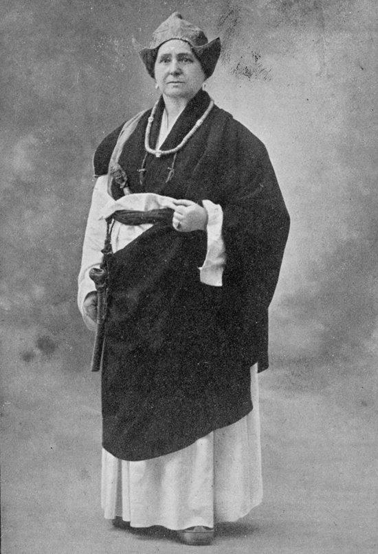 Alexandra David-Néel, la primera mujer occidental en el Tíbet