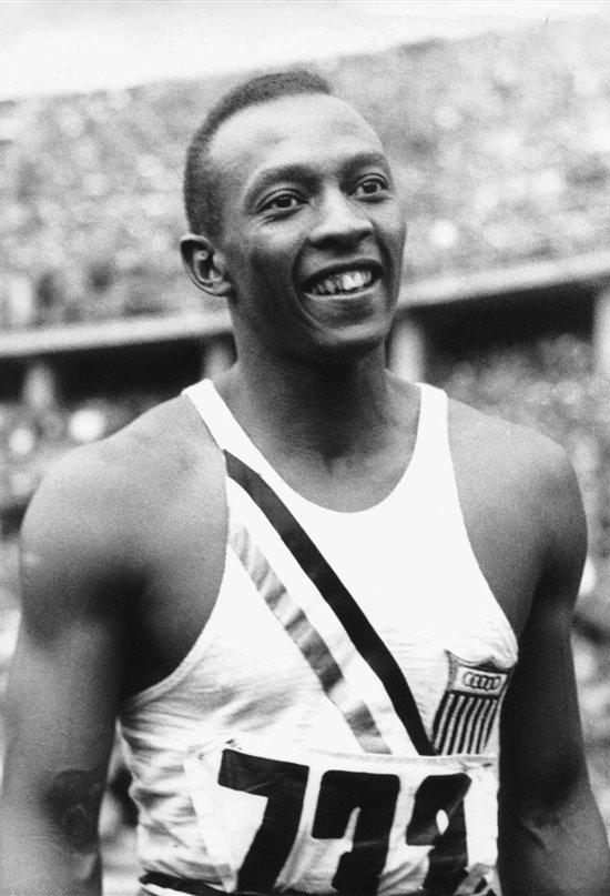 Jesse Owens, el atleta que derrotó al nazismo