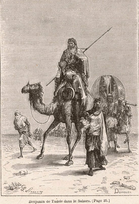 Benjamín de Tudela, el gran viajero judío