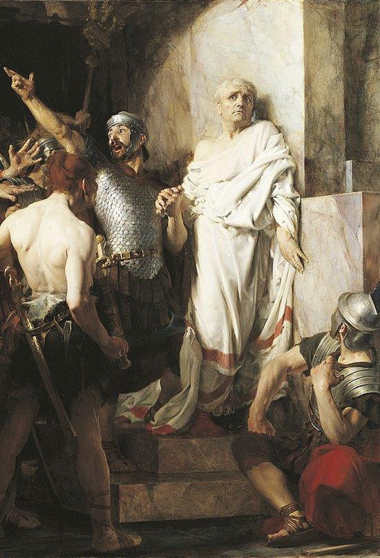 Claudio, el emperador romano despreciado