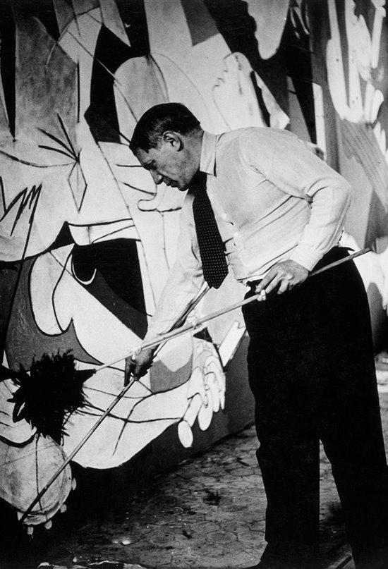"""Pablo Picasso y la génesis del """"Guernica"""""""