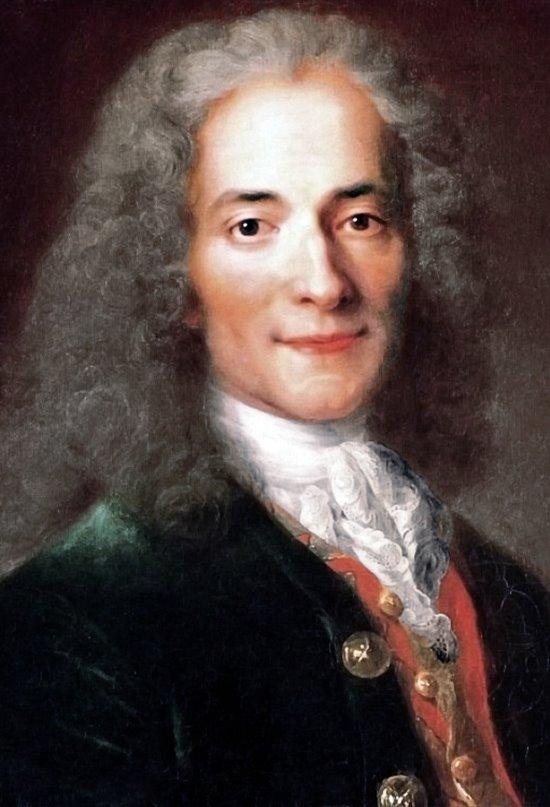 Voltaire, el filósofo que siempre tenía razón