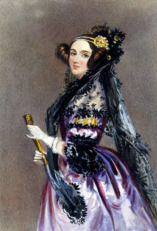Ada Lovelace, la visionaria hija de Lord Byron