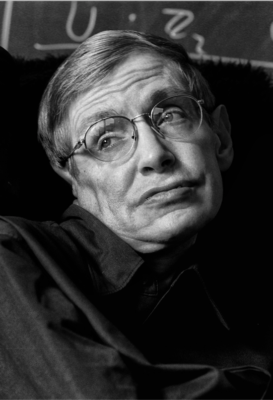 Stephen Hawking y el origen del universo