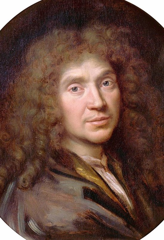 Molière, partidarios y detractores del gran dramaturgo francés