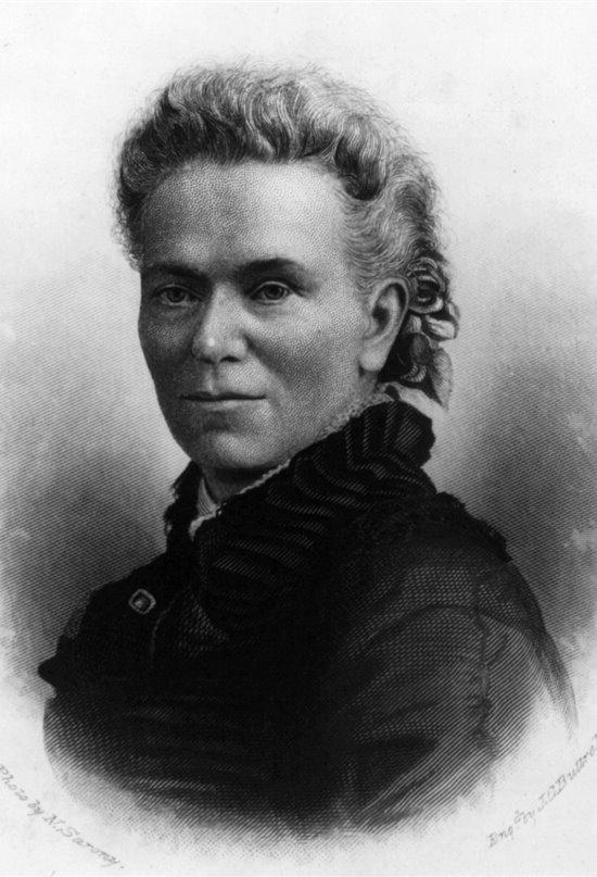 Matilda Joslyn Gage, la sufragista que luchaba por la libertad