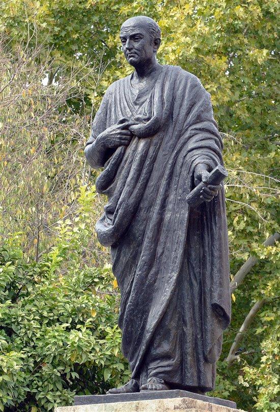 Séneca, un filósofo no tan estoico