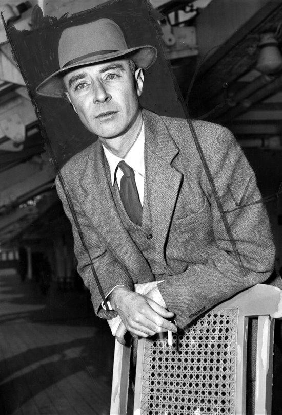 Robert Oppenheimer, el padre de la bomba atómica