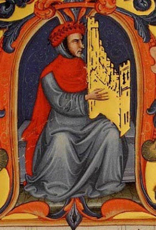 Francesco Landini, el genio ciego de la música medieval