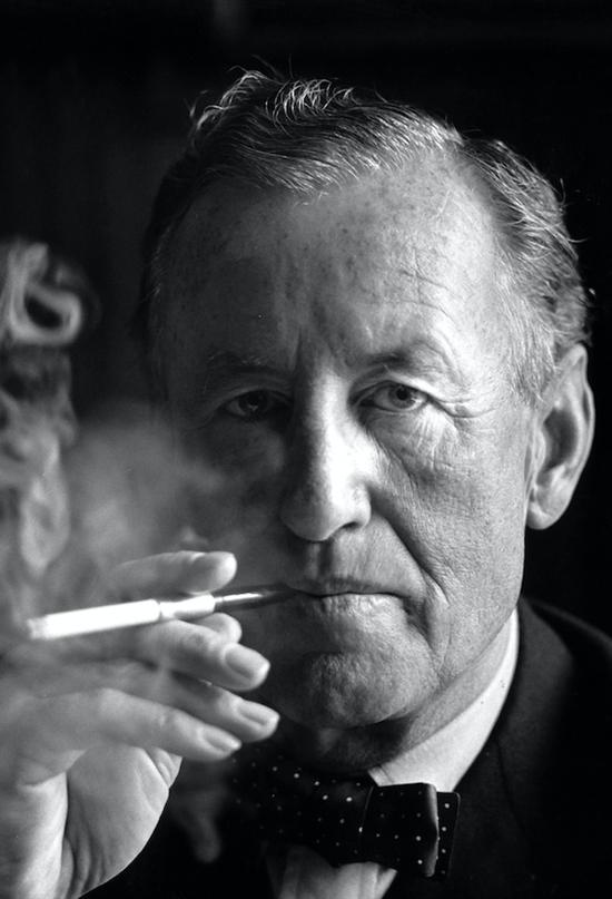 """Ian Fleming, el """"padre"""" de James Bond"""