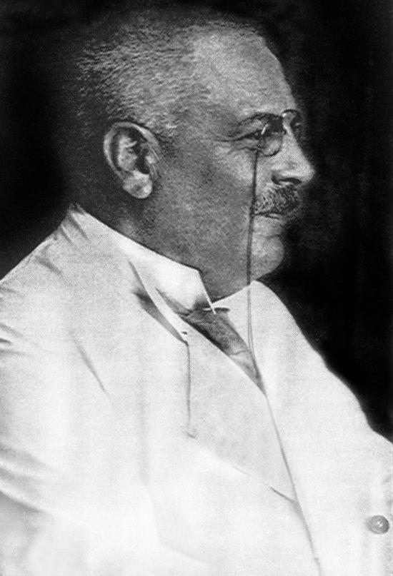 Alois Alzheimer, el descubridor de la demencia que lleva su nombre