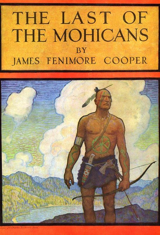 """James Fenimore Cooper, el autor de """"El último mohicano"""""""