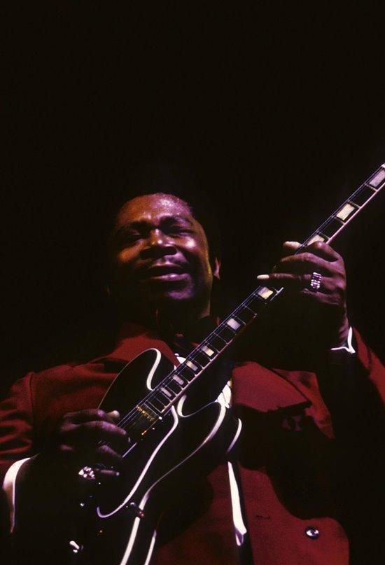B. B. King, el rey del blues
