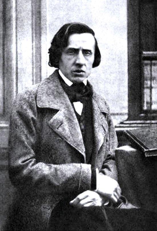 Frédéric François Chopin, el poeta del piano
