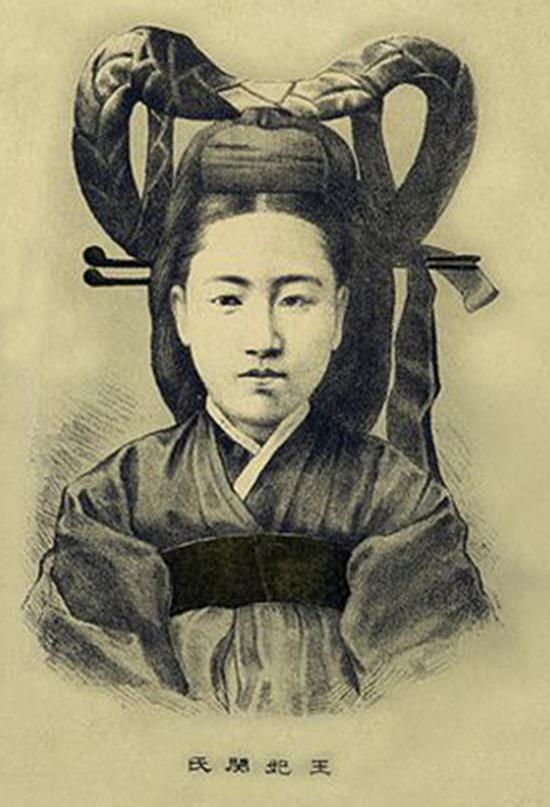 Myeongseong, la emperatriz póstuma de Corea